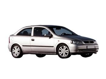 Opel Astra G 1998-2004 Puerta Espejo Convexo Derecho Lateral