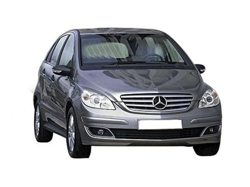 2005-/> Mercedes A//B-Class W169 W245 Mirror Glass LEFT